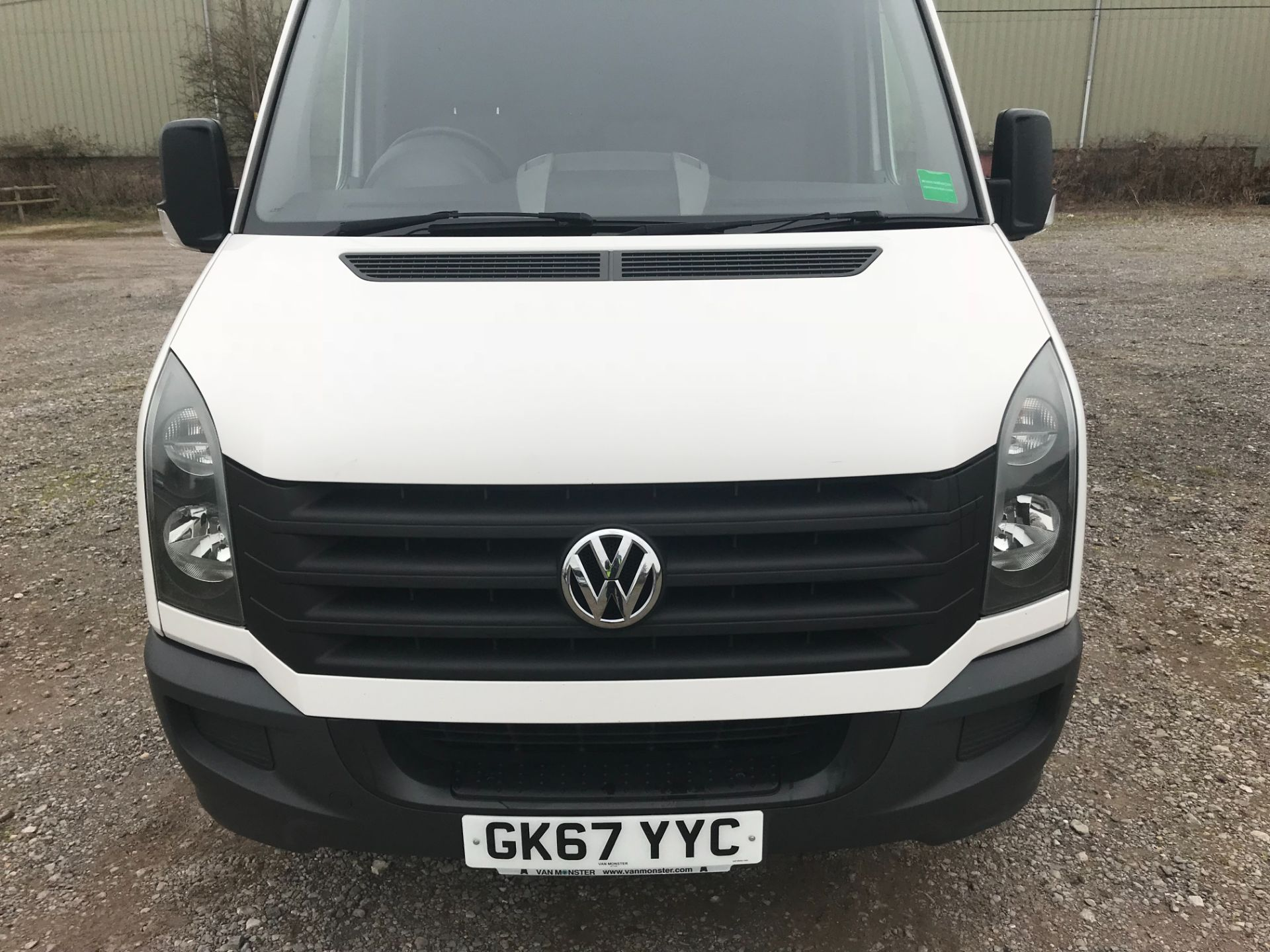 2017 Volkswagen Crafter  CR35 LWB DIESEL 2.0 BMT TDI 140PS HIGH ROOF EURO 6 (GK67YYC) Image 15
