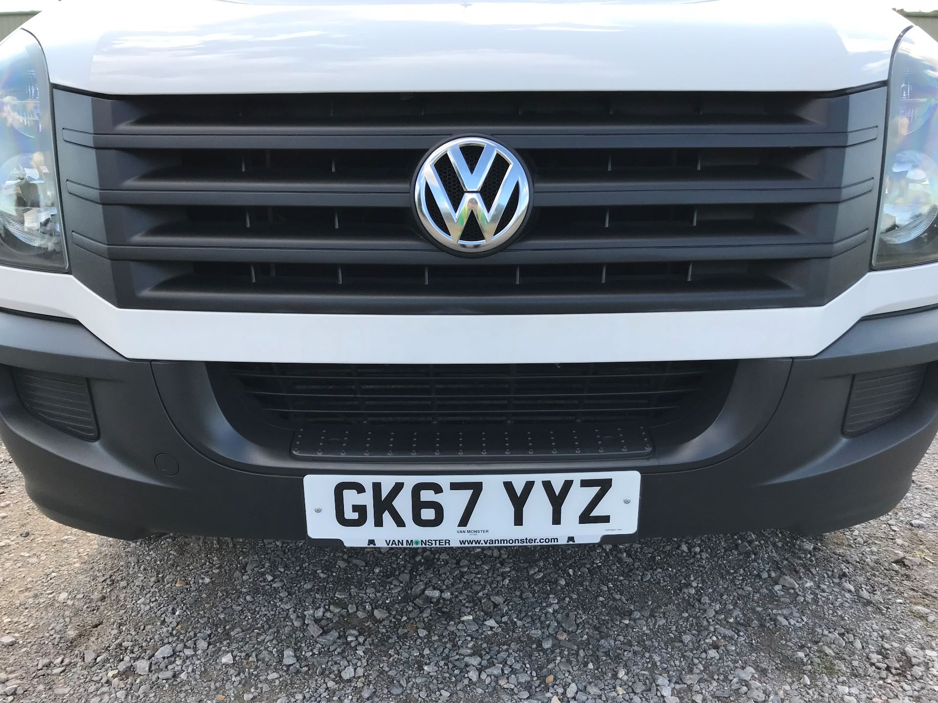 2017 Volkswagen Crafter CR35 LWB DIESEL 2.0 BMT TDI 140PS HIGH ROOF EURO 6 (GK67YYZ) Image 14