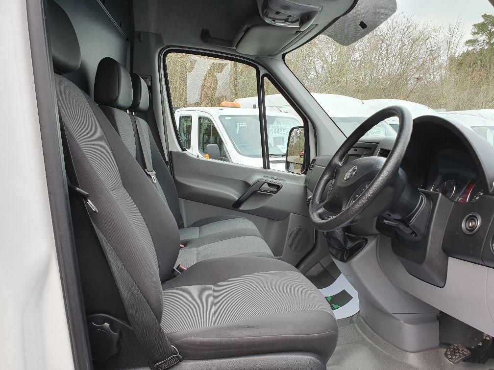2017 Volkswagen Crafter 2.0 Tdi Bmt 140Ps High Roof Van (GK67ZLV) Image 5