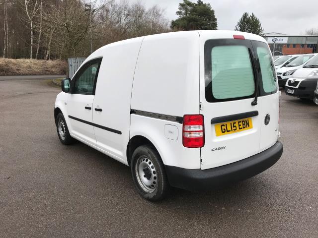 2015 Volkswagen Caddy 1.6 75PS STARTLINE EURO 5 (GL15EBN) Image 10