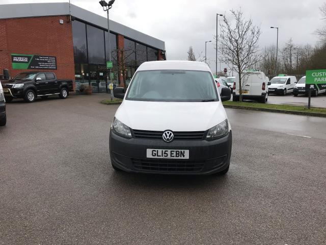 2015 Volkswagen Caddy 1.6 75PS STARTLINE EURO 5 (GL15EBN) Image 14