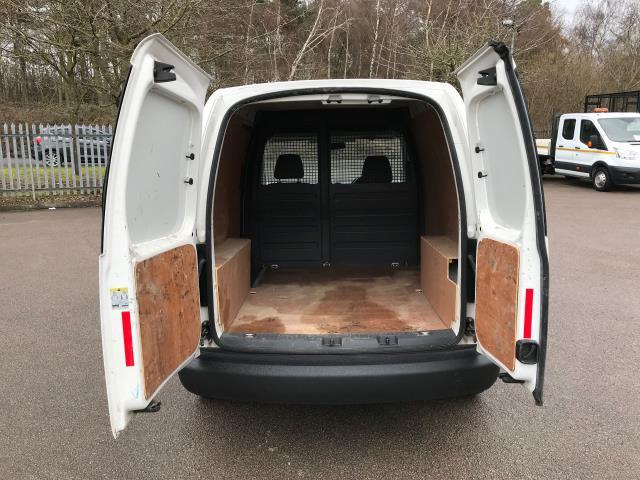 2015 Volkswagen Caddy 1.6 75PS STARTLINE EURO 5 (GL15EBN) Image 15