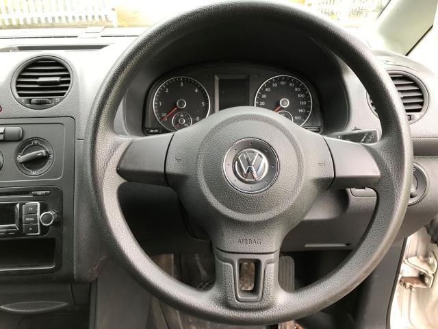 2015 Volkswagen Caddy 1.6 75PS STARTLINE EURO 5 (GL15EBN) Image 4