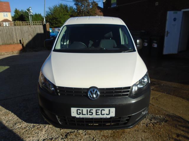 2015 Volkswagen Caddy  1.6 75PS STARTLINE EURO 5 (GL15ECJ) Image 2
