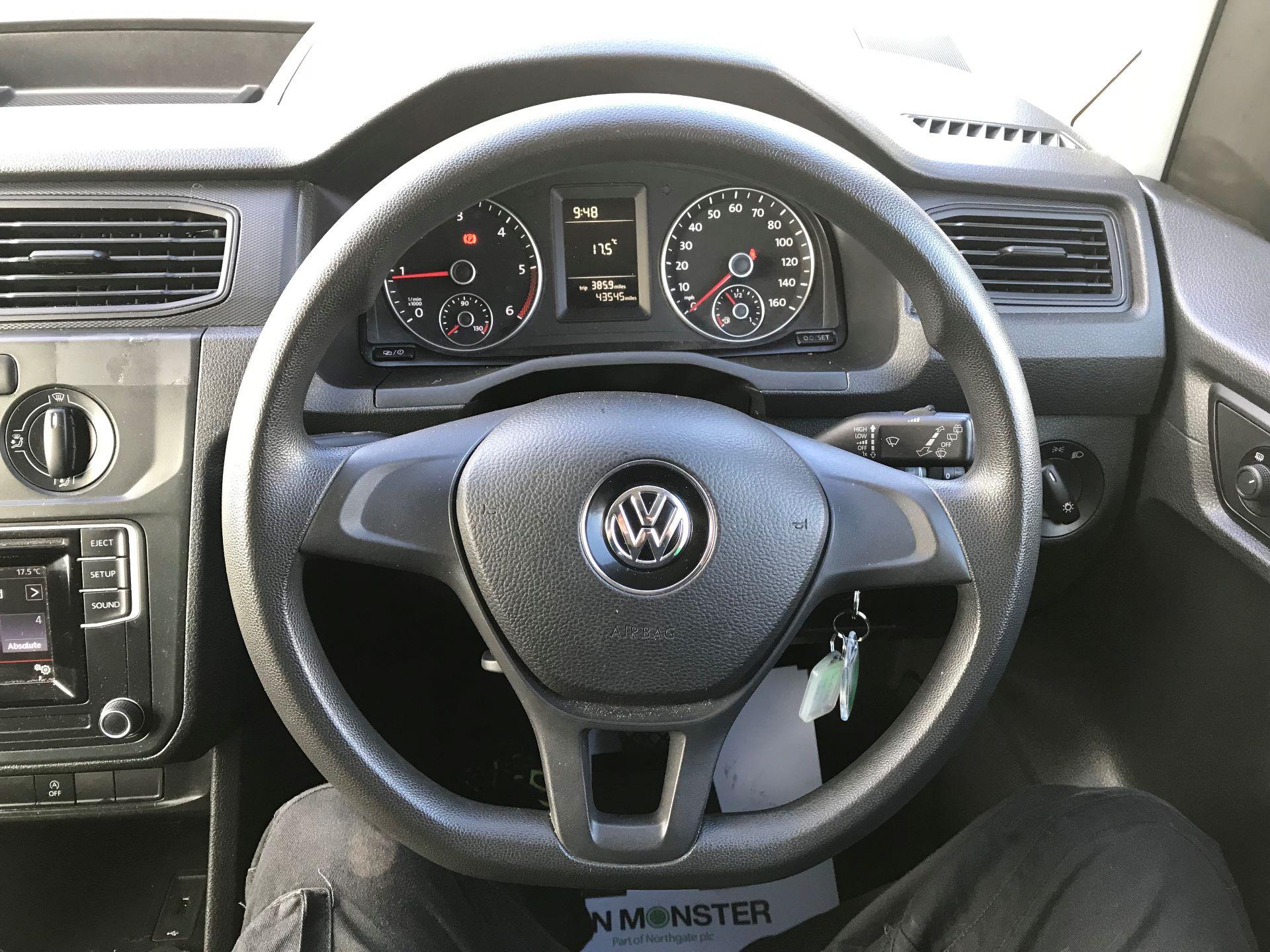 2016 Volkswagen Caddy 2.0 102PS BLUEMOTION TECH 102 STARTLINE EURO 6 (GL16BXW) Image 15