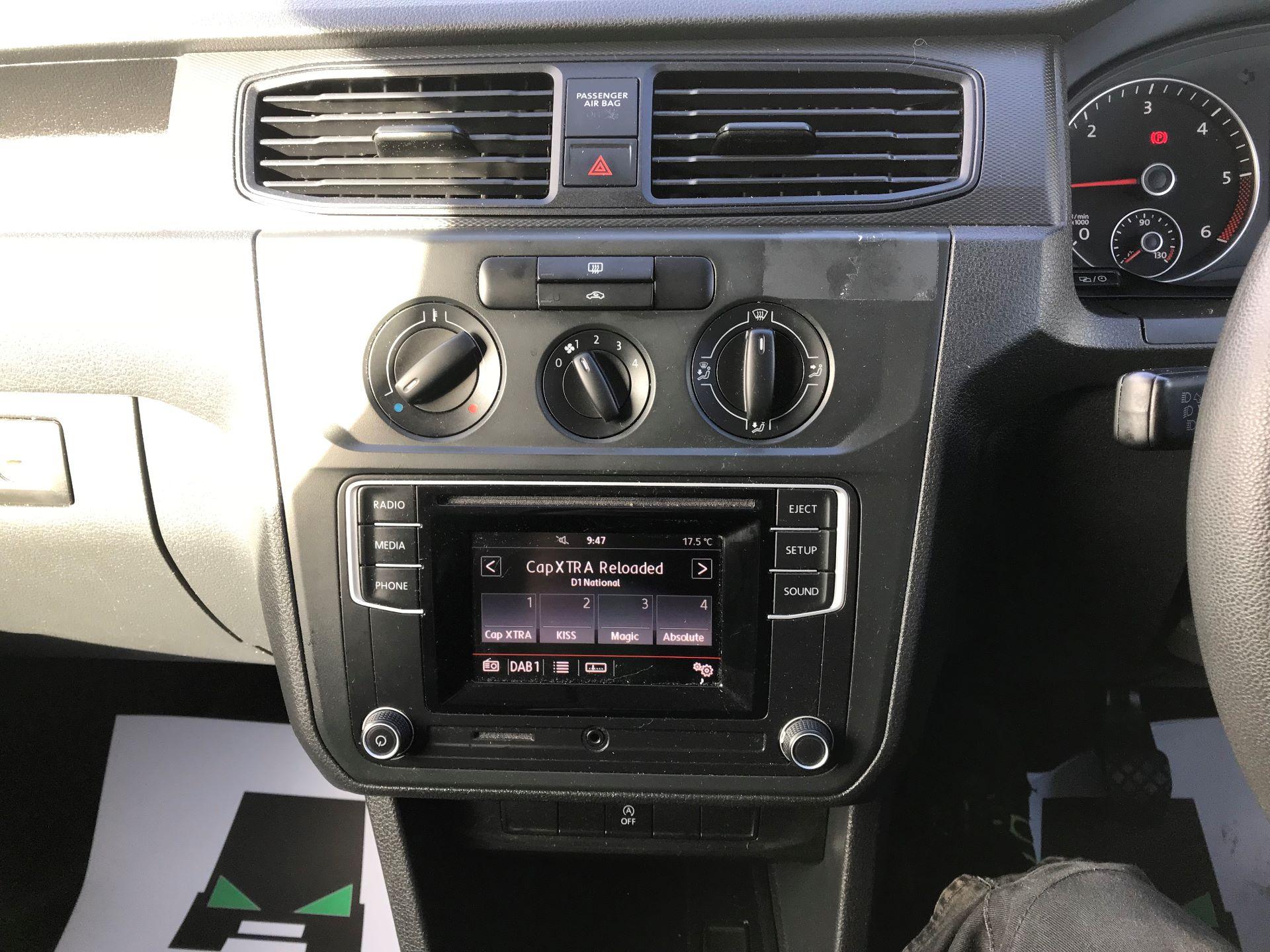 2016 Volkswagen Caddy 2.0 102PS BLUEMOTION TECH 102 STARTLINE EURO 6 (GL16BXW) Image 13