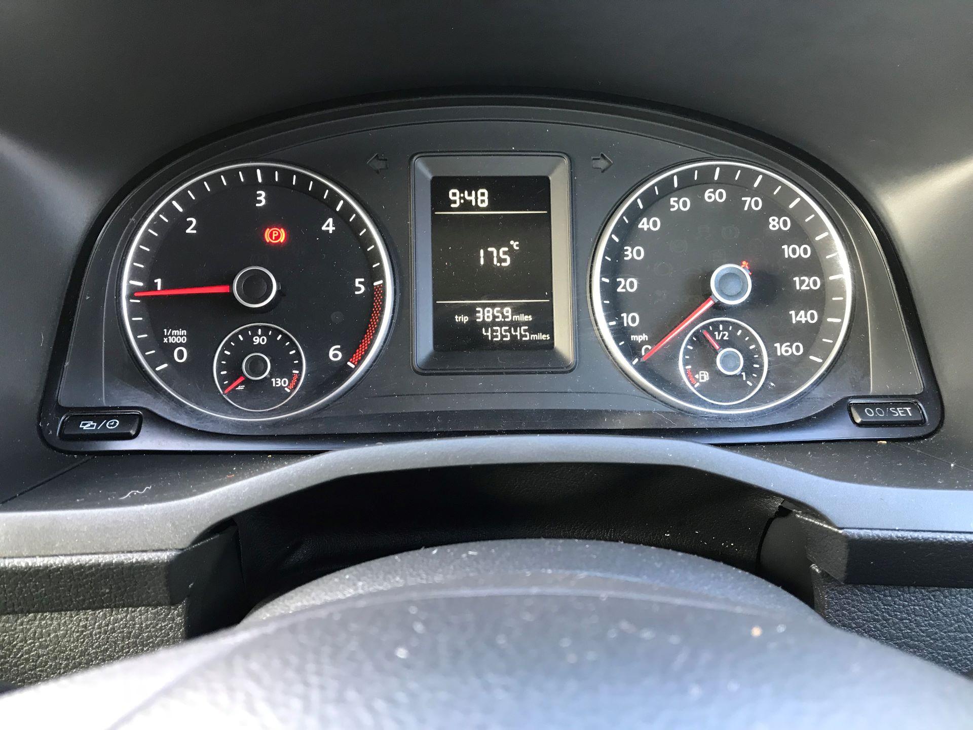 2016 Volkswagen Caddy 2.0 102PS BLUEMOTION TECH 102 STARTLINE EURO 6 (GL16BXW) Image 16