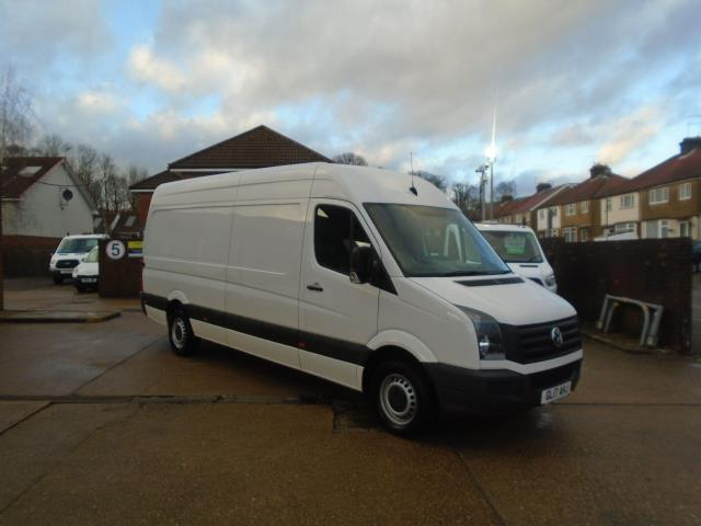 2017 Volkswagen Crafter  CR35 LWB DIESEL 2.0 BMT TDI 140PS HIGH ROOF EURO 6 (GL17AHJ)