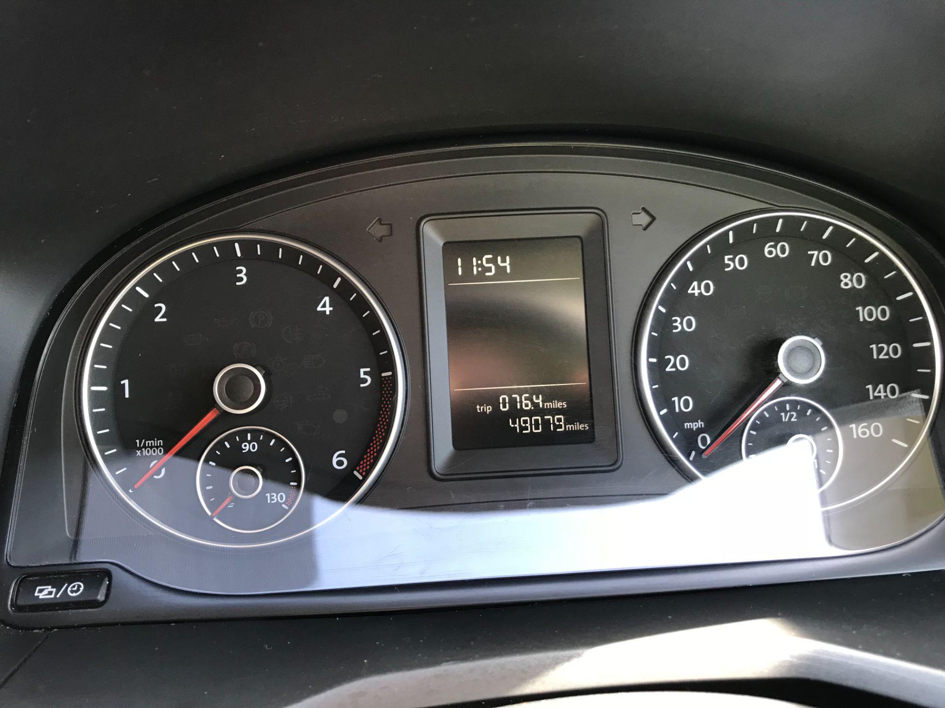 2017 Volkswagen Caddy Maxi  2.0 102PS BLUEMOTION TECH 102 STARTLINE EURO 6 (GL17AOT) Image 25
