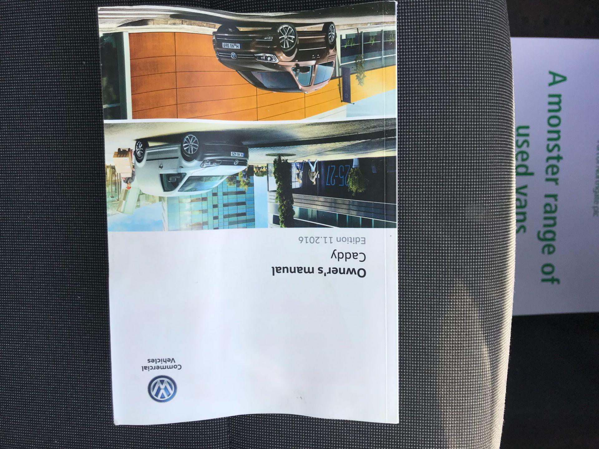 2017 Volkswagen Caddy Maxi  2.0 102PS BLUEMOTION TECH 102 STARTLINE EURO 6 (GL17AOT) Image 41