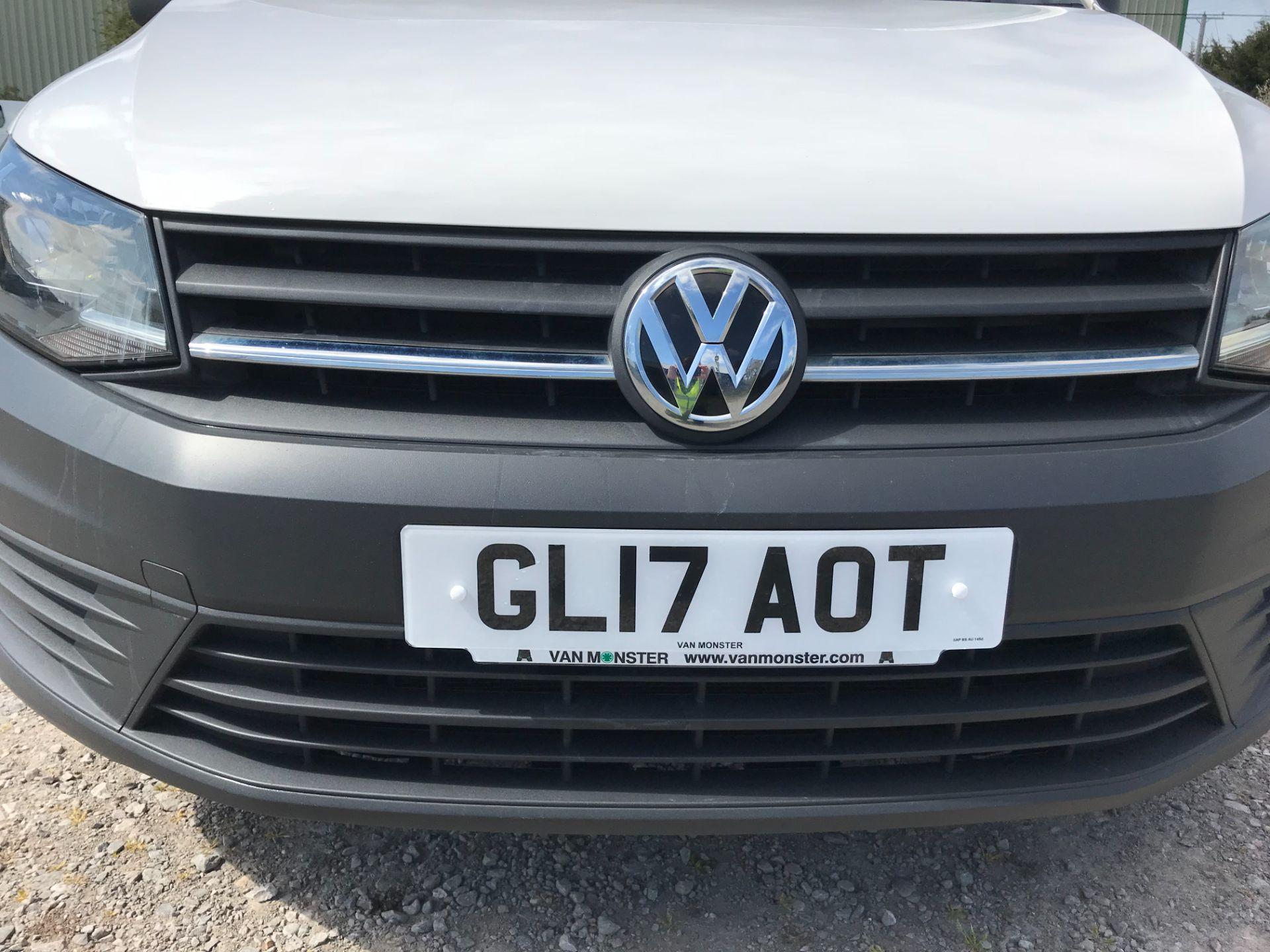 2017 Volkswagen Caddy Maxi  2.0 102PS BLUEMOTION TECH 102 STARTLINE EURO 6 (GL17AOT) Image 34