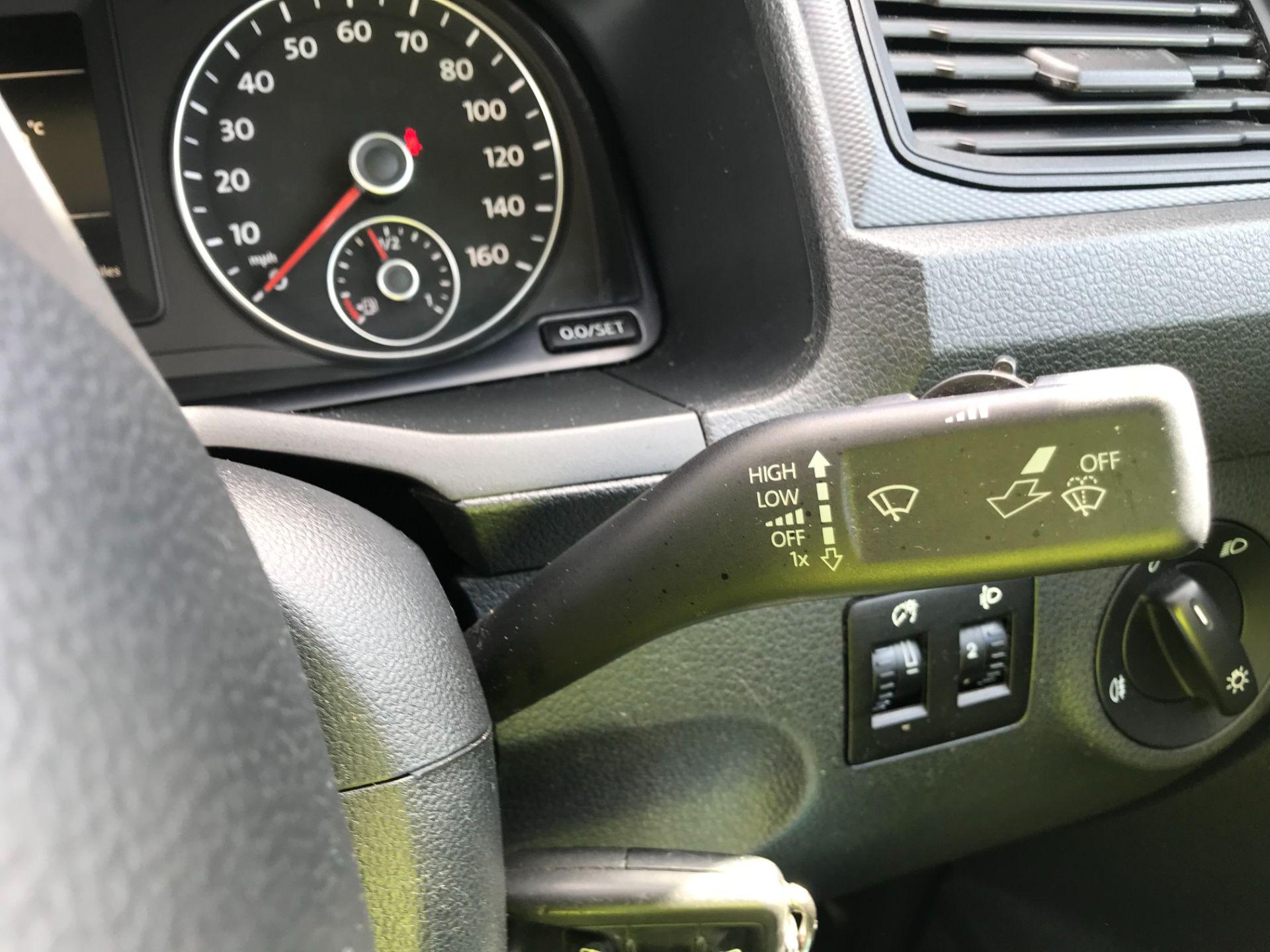 2017 Volkswagen Caddy Maxi  2.0 102PS BLUEMOTION TECH 102 STARTLINE EURO 6 (GL17AOT) Image 28