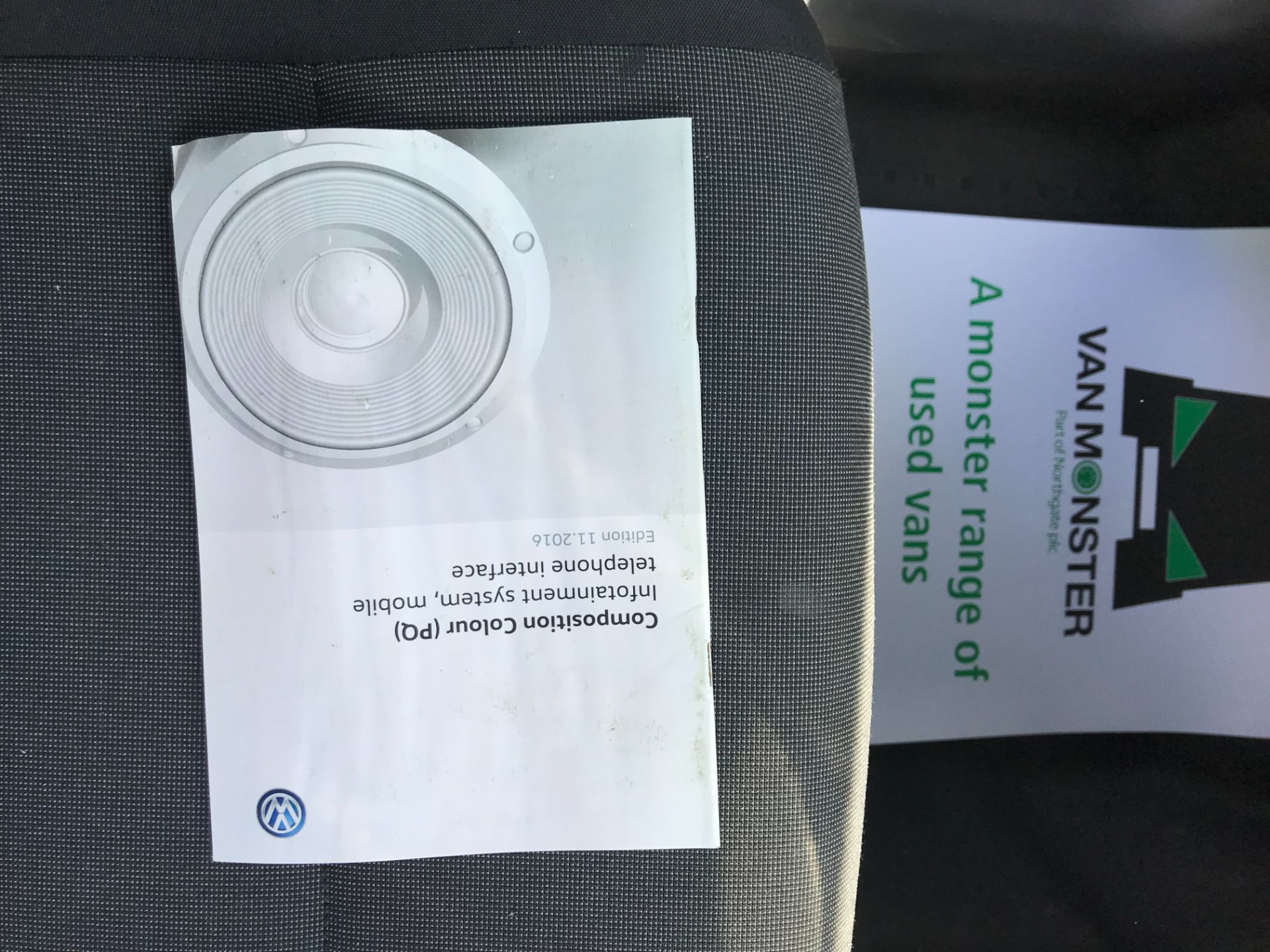 2017 Volkswagen Caddy Maxi  2.0 102PS BLUEMOTION TECH 102 STARTLINE EURO 6 (GL17AOT) Image 44