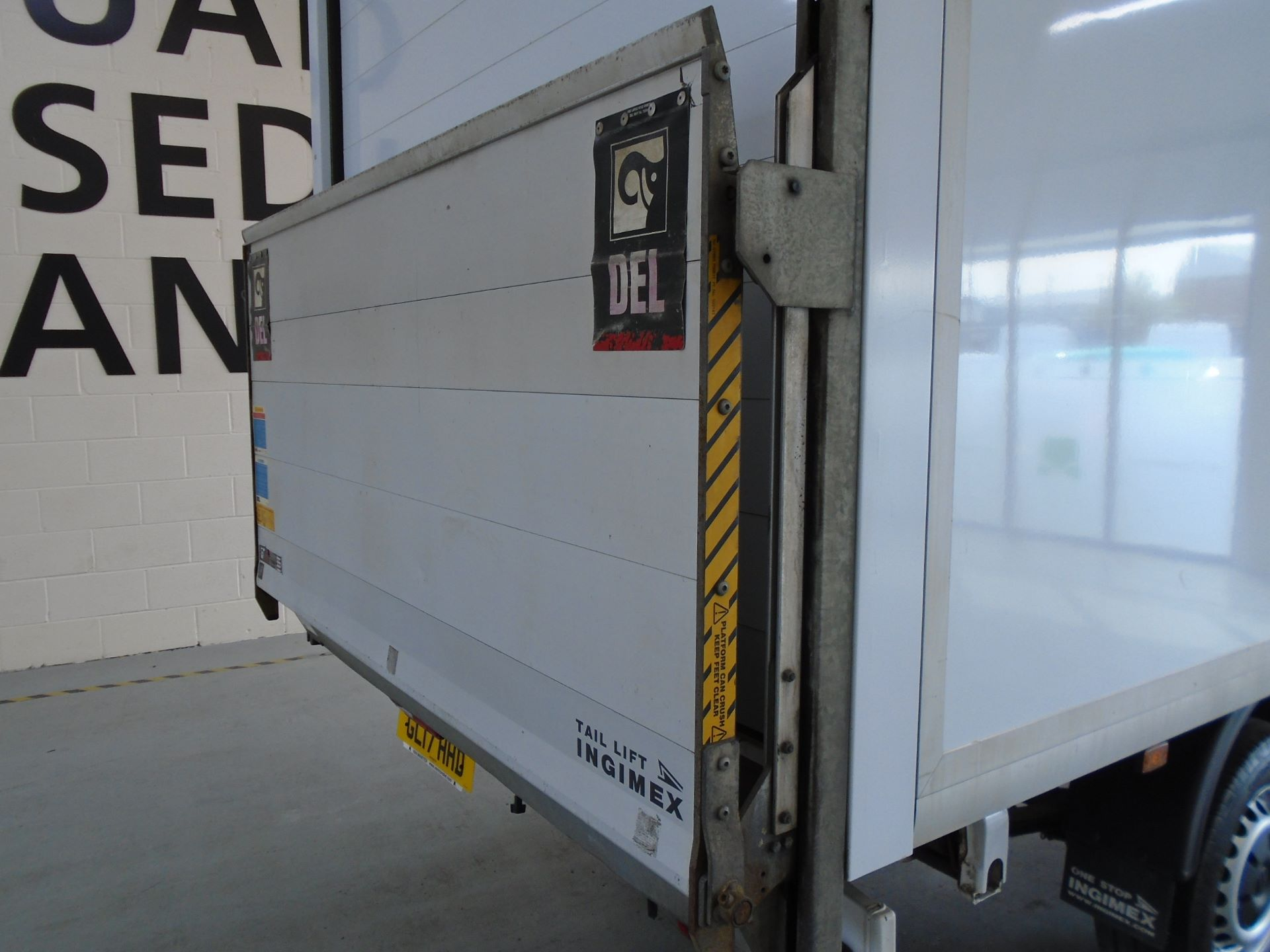 2017 Volkswagen Crafter 2.0 Tdi Bmt 140Ps LWB Luton Tail-Lift (GL17HHD) Image 32