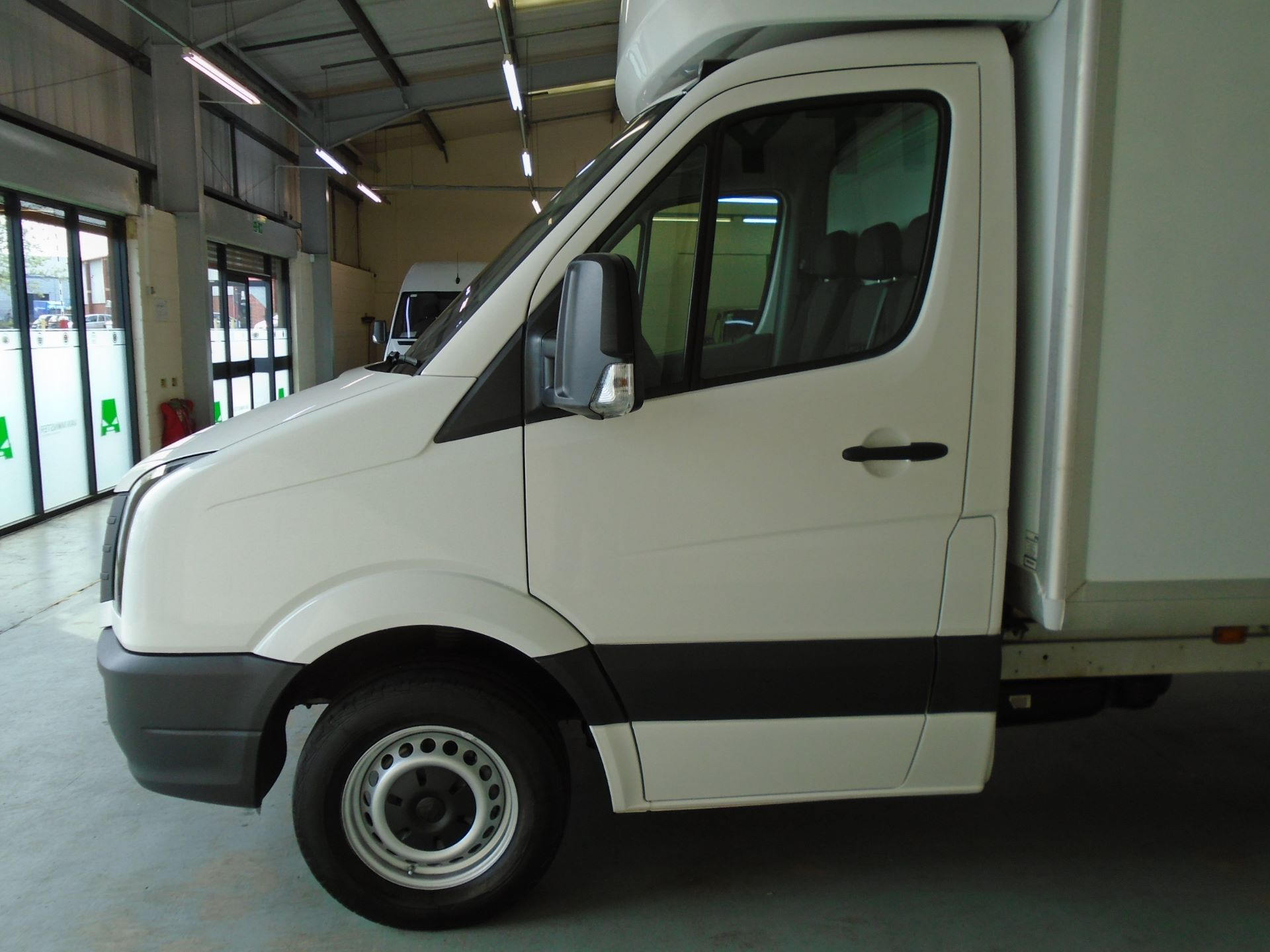 2017 Volkswagen Crafter 2.0 Tdi Bmt 140Ps LWB Luton Tail-Lift (GL17HHD) Image 6