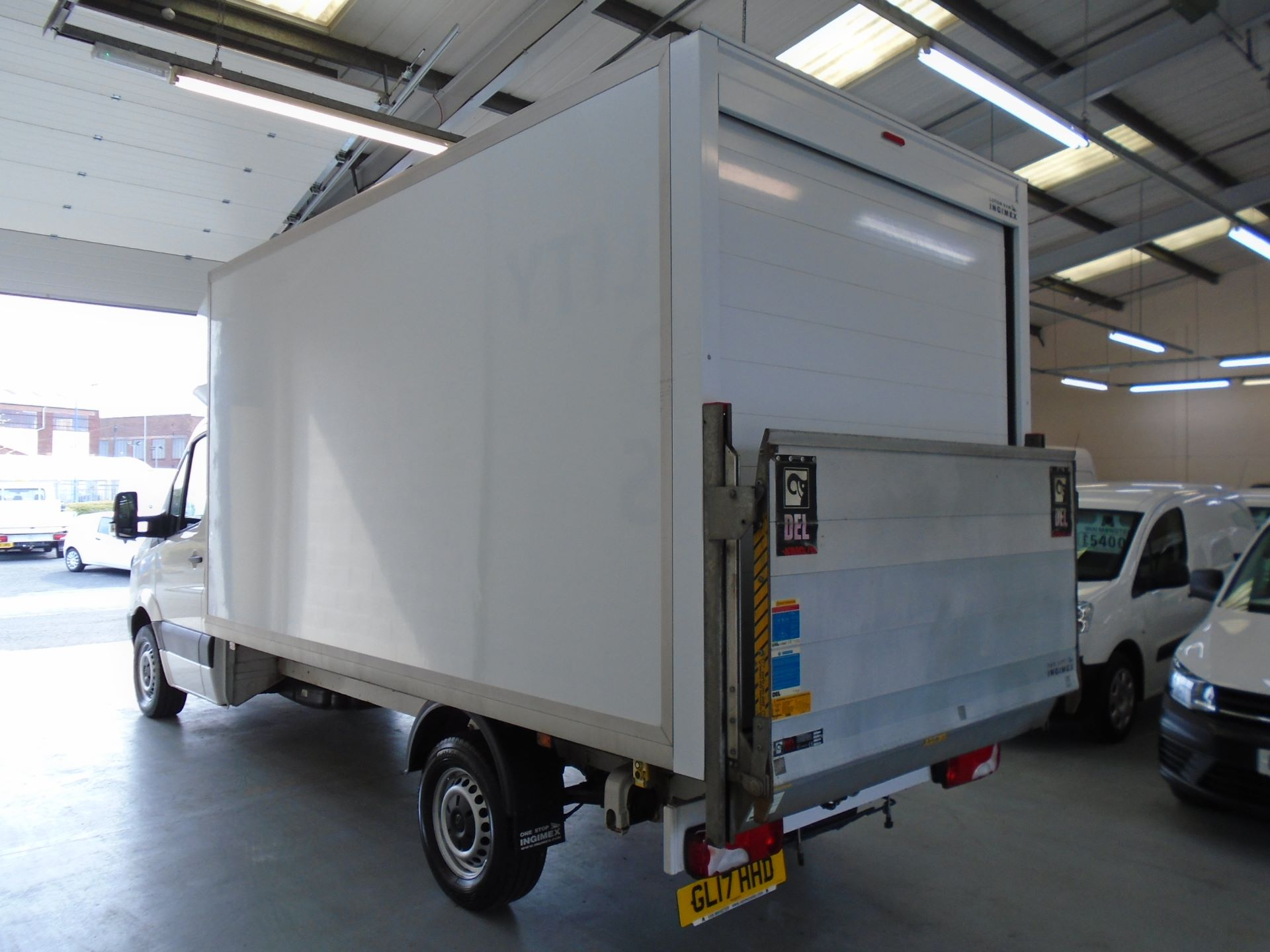 2017 Volkswagen Crafter 2.0 Tdi Bmt 140Ps LWB Luton Tail-Lift (GL17HHD) Image 8