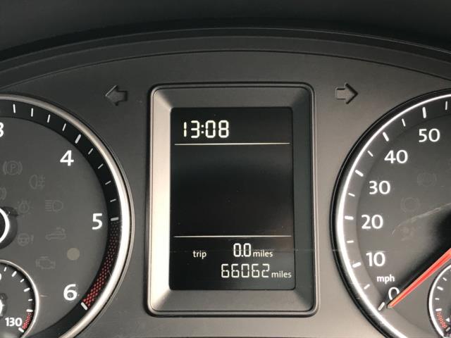 2017 Volkswagen Caddy 2.0 Tdi Bluemotion Tech 102Ps Startline Van Euro 6 (GL17HJG) Image 9