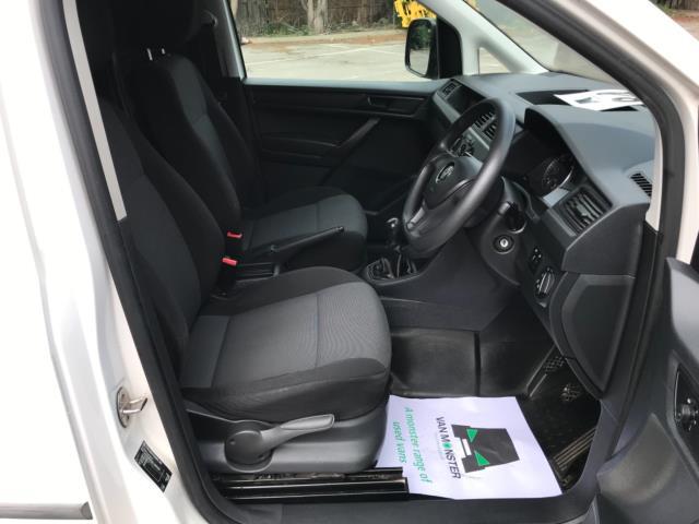 2017 Volkswagen Caddy 2.0 Tdi Bluemotion Tech 102Ps Startline Van Euro 6 (GL17HJG) Image 12