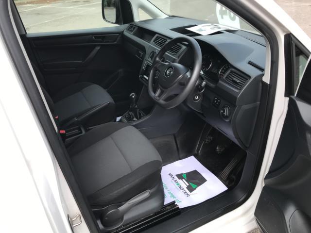2017 Volkswagen Caddy 2.0 Tdi Bluemotion Tech 102Ps Startline Van Euro 6 (GL17HJG) Image 10