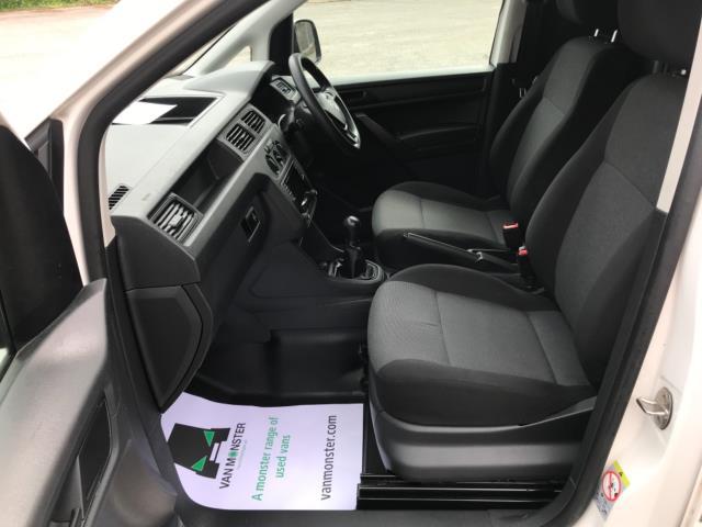 2017 Volkswagen Caddy 2.0 Tdi Bluemotion Tech 102Ps Startline Van Euro 6 (GL17HJG) Image 28