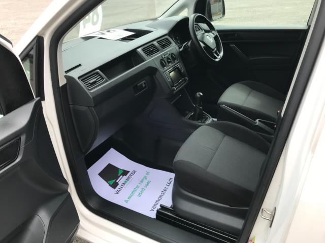 2017 Volkswagen Caddy 2.0 Tdi Bluemotion Tech 102Ps Startline Van Euro 6 (GL17HJG) Image 26