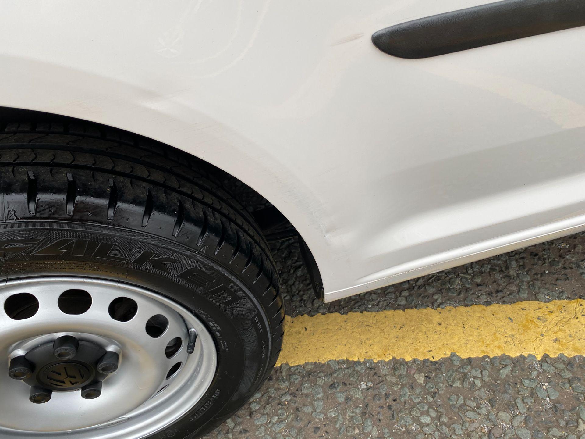 2017 Volkswagen Caddy 2.0 Tdi Bluemotion Tech 102Ps Startline Van (GL17HJJ) Image 14