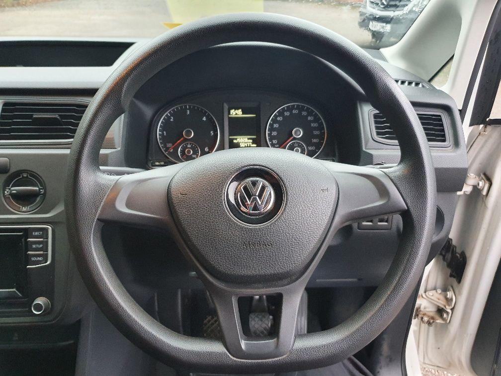 2017 Volkswagen Caddy Maxi 2.0 Tdi Bluemotion Tech 102Ps Startline Van (GL17NPZ) Image 9
