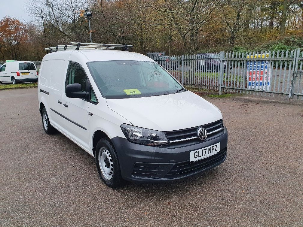 2017 Volkswagen Caddy Maxi 2.0 Tdi Bluemotion Tech 102Ps Startline Van