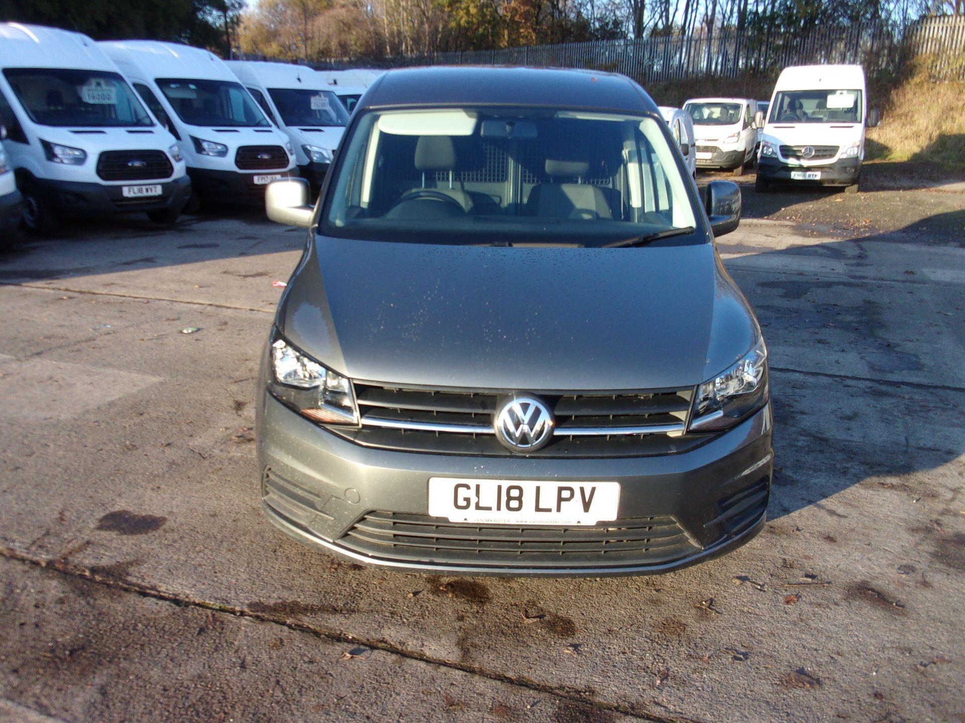 2018 Volkswagen Caddy 2.0 TDI 102PS BMT TRENDLINE EURO 6 (GL18LPV) Image 18