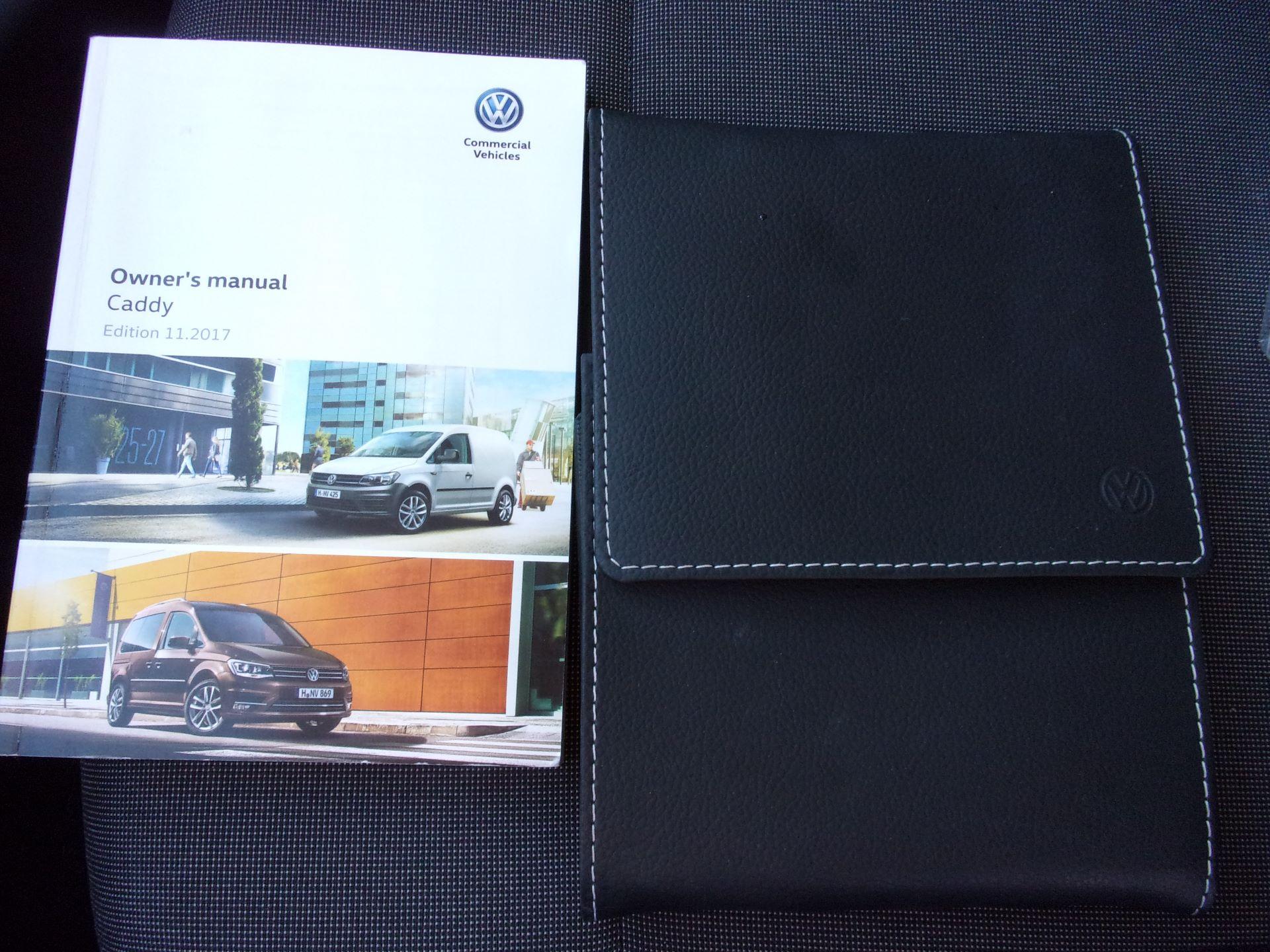 2018 Volkswagen Caddy 2.0 TDI 102PS BMT TRENDLINE EURO 6 (GL18LPV) Image 25