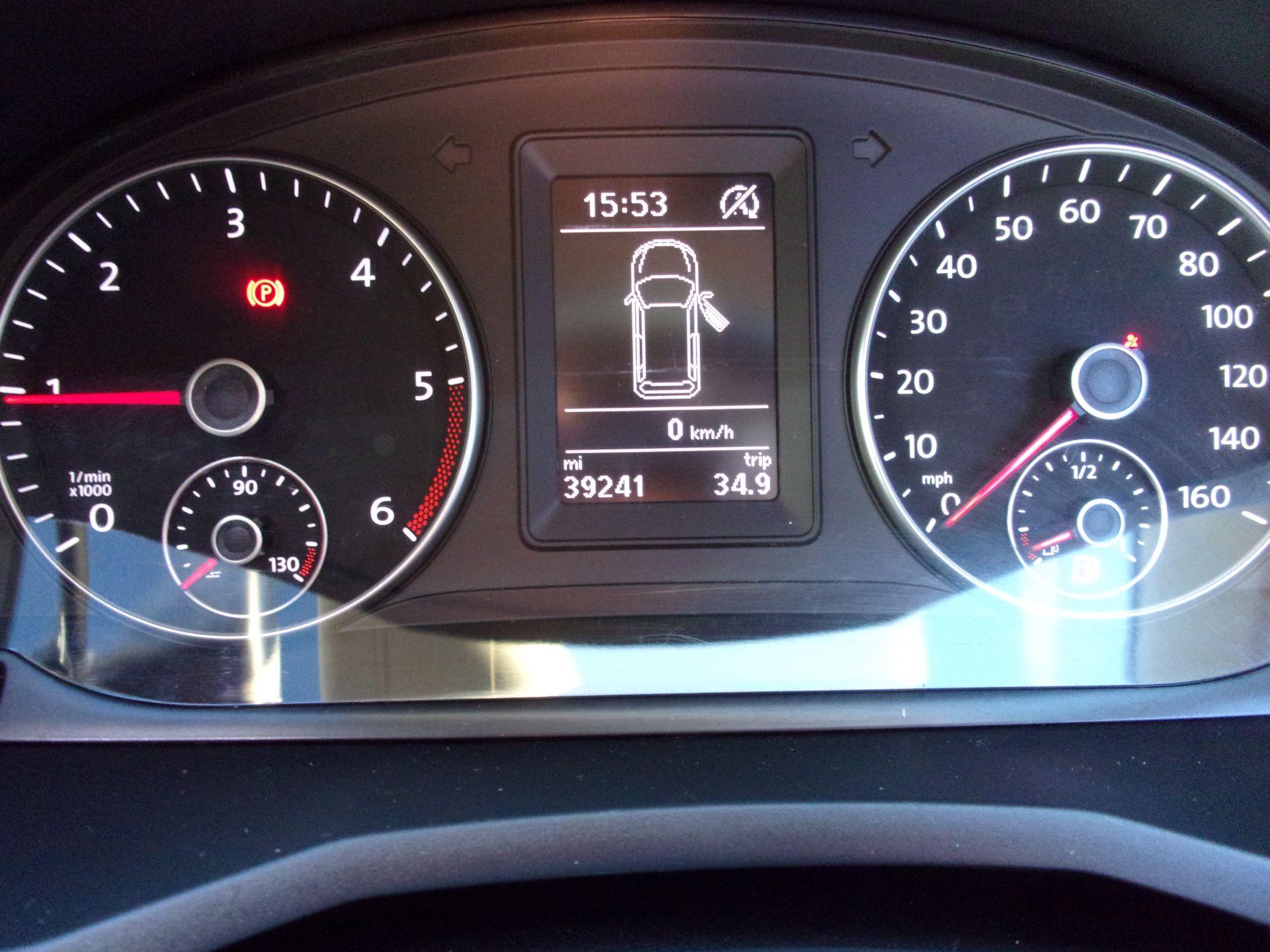2018 Volkswagen Caddy 2.0 TDI 102PS BMT TRENDLINE EURO 6 (GL18LPV) Image 6