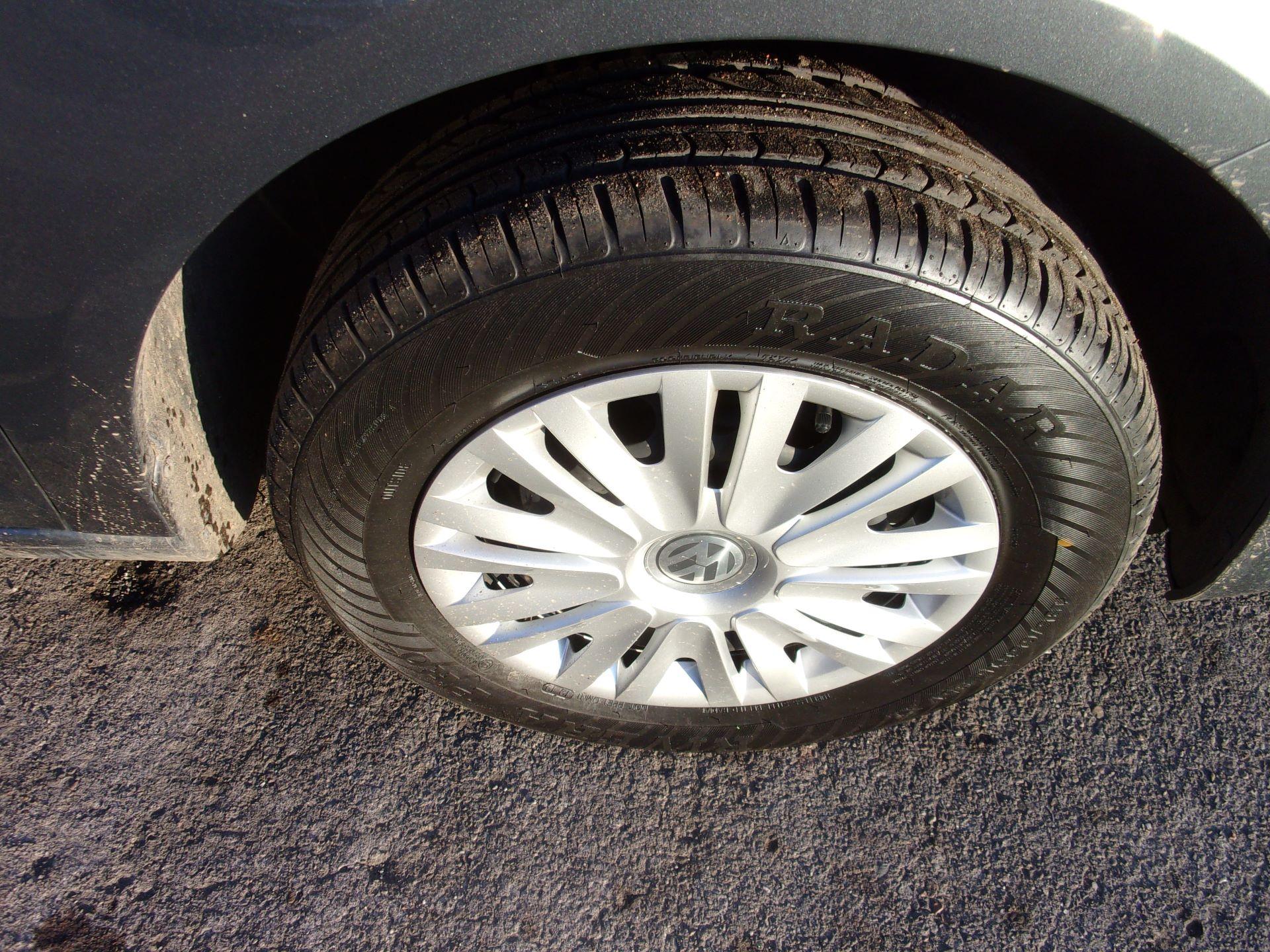2018 Volkswagen Caddy 2.0 TDI 102PS BMT TRENDLINE EURO 6 (GL18LPV) Image 19