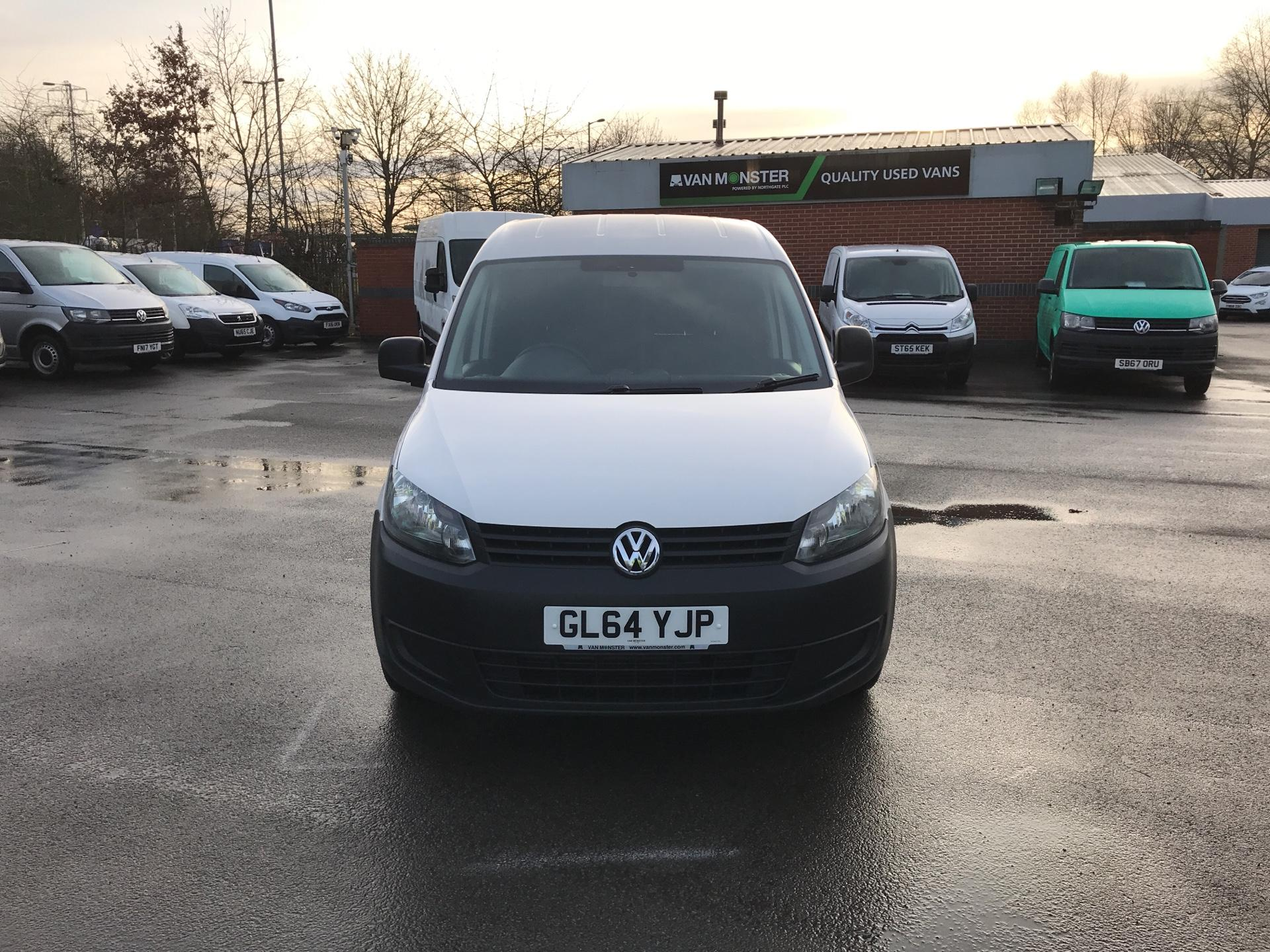 2015 Volkswagen Caddy  1.6 102PS STARTLINE EURO 5 (GL64YJP) Image 8