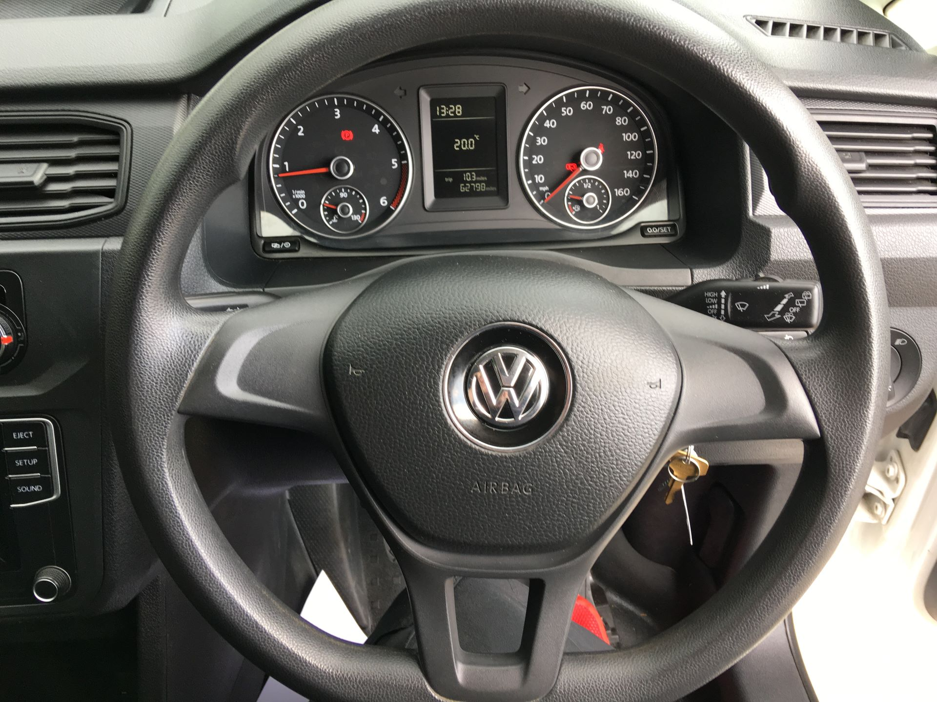 2016 Volkswagen Caddy 2.0 TDI 102PS BMT STARTLINE EURO 6 (GL66NUJ) Image 5