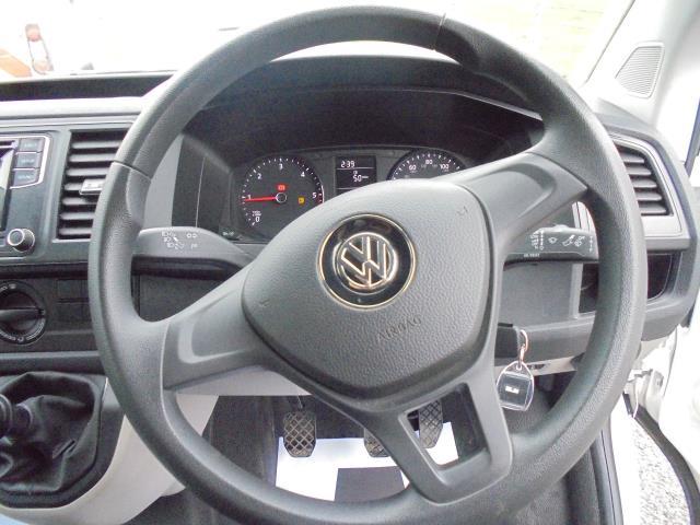 2016 Volkswagen Transporter T28 SWB DIESEL 2.0 BMT 102 STARTLINE VAN EURO 6 (GL66PYF) Image 7