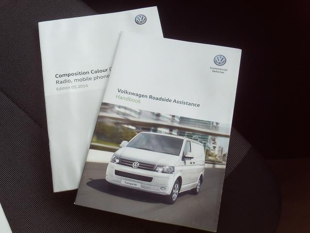 2016 Volkswagen Transporter T30 SWB 2.0TDI BMT 102PS STARTLINE EURO 6  (GL66PYY) Image 20