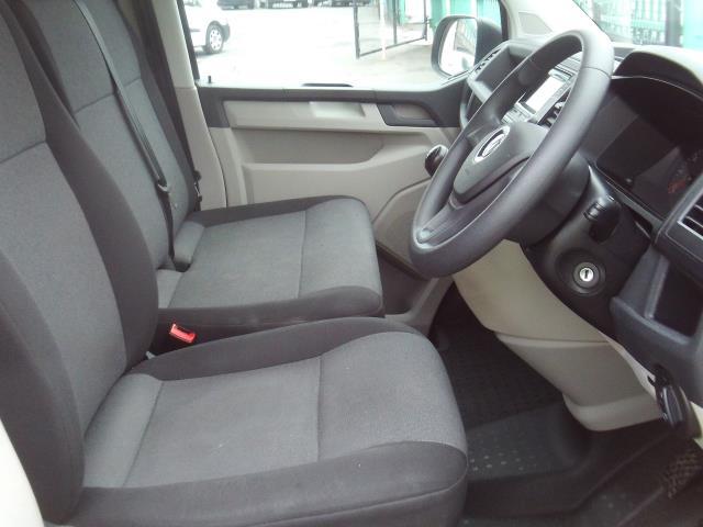 2016 Volkswagen Transporter T30 T6 2.0tdi swb 102ps Startline (GL66PZS) Image 8