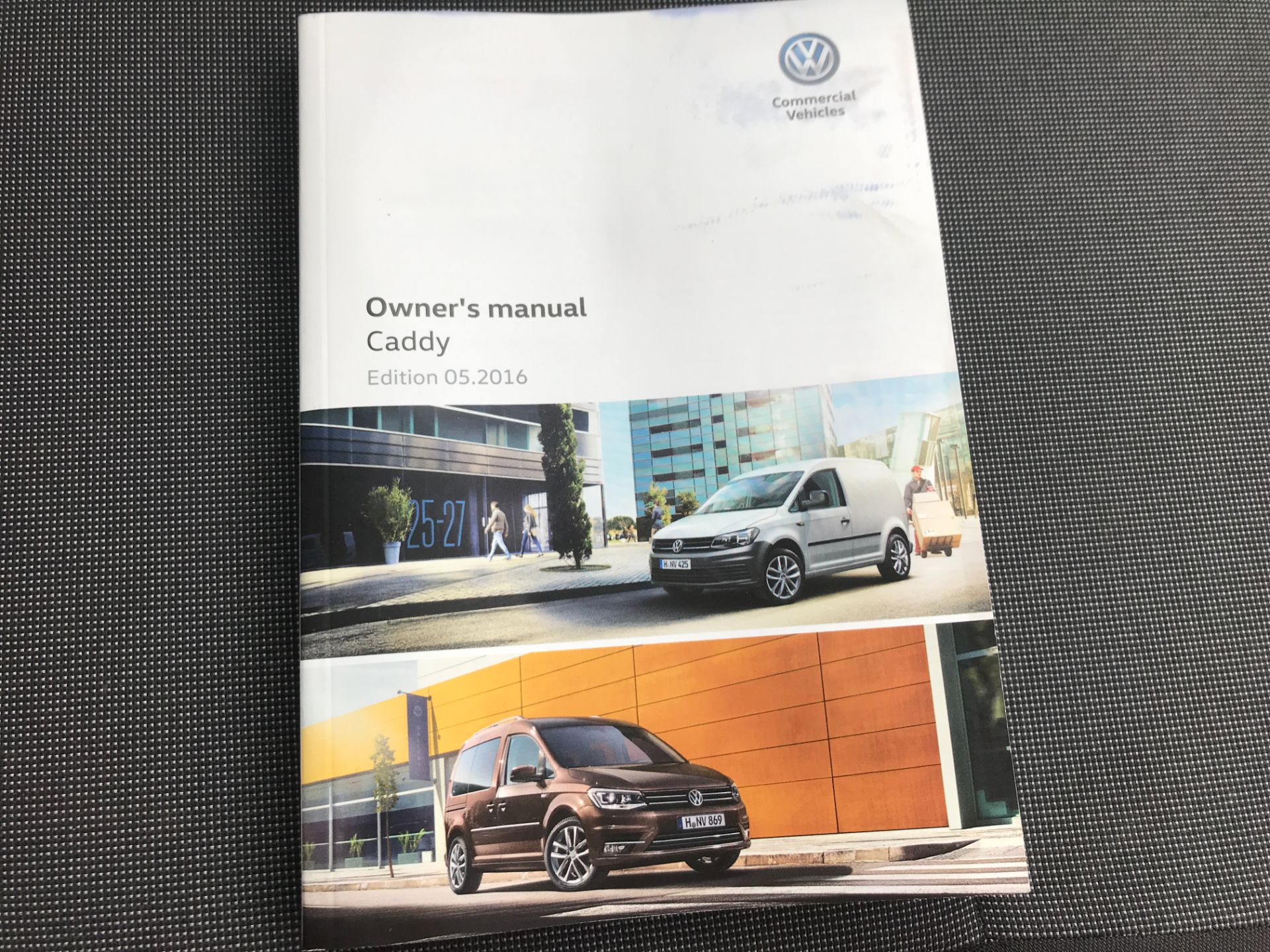 2016 Volkswagen Caddy 2.0TDI BLUEMOTION TECH 102PS STARTLINE EURO 6 (GL66YDW) Image 23