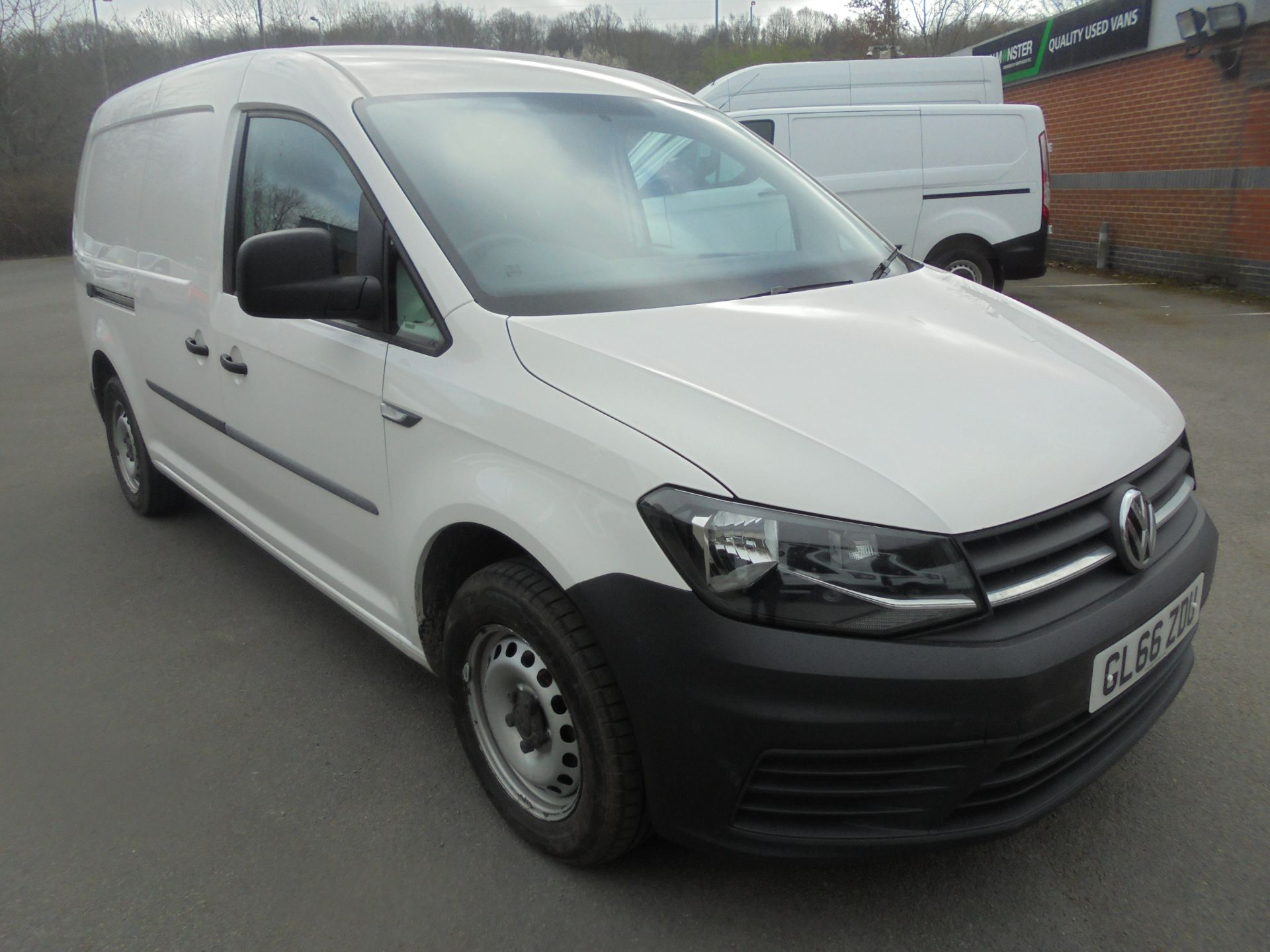 2016 Volkswagen Caddy Maxi 2.0 Tdi Bluemotion Tech 102Ps Startline Van (GL66ZDU)
