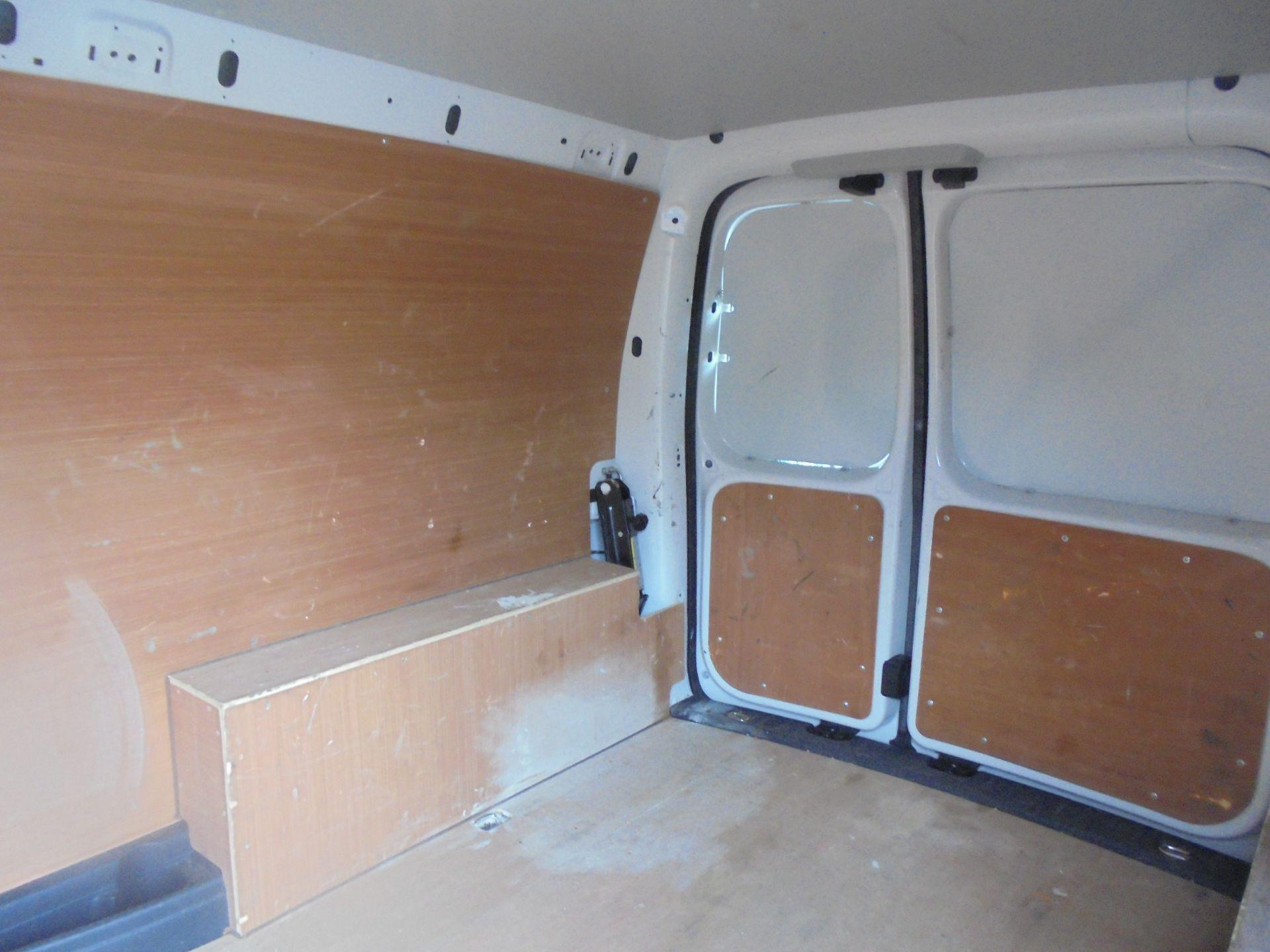 2016 Volkswagen Caddy Maxi 2.0 Tdi Bluemotion Tech 102Ps Startline Van (GL66ZDU) Image 7