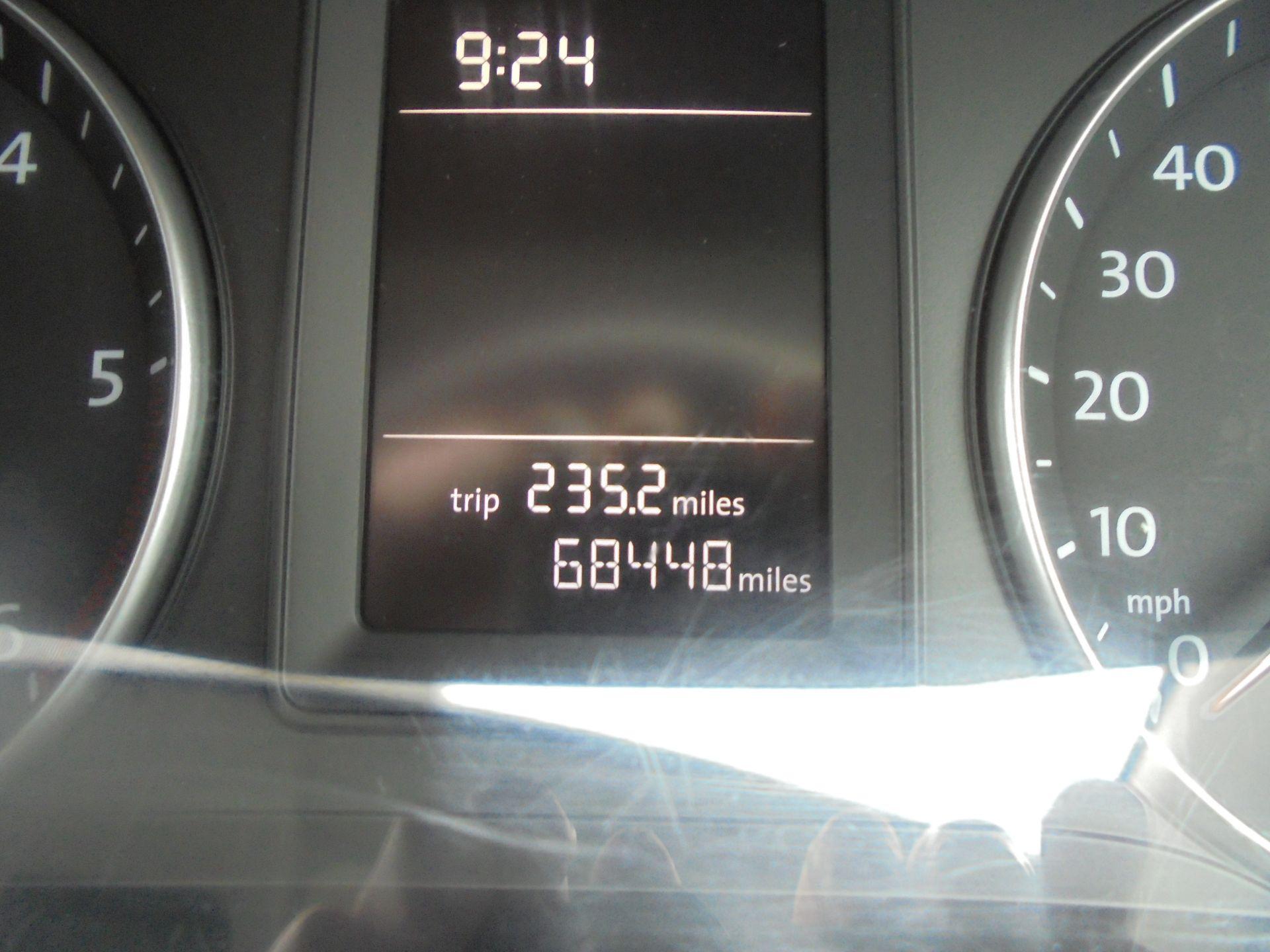 2016 Volkswagen Caddy Maxi 2.0 Tdi Bluemotion Tech 102Ps Startline Van (GL66ZDU) Image 15