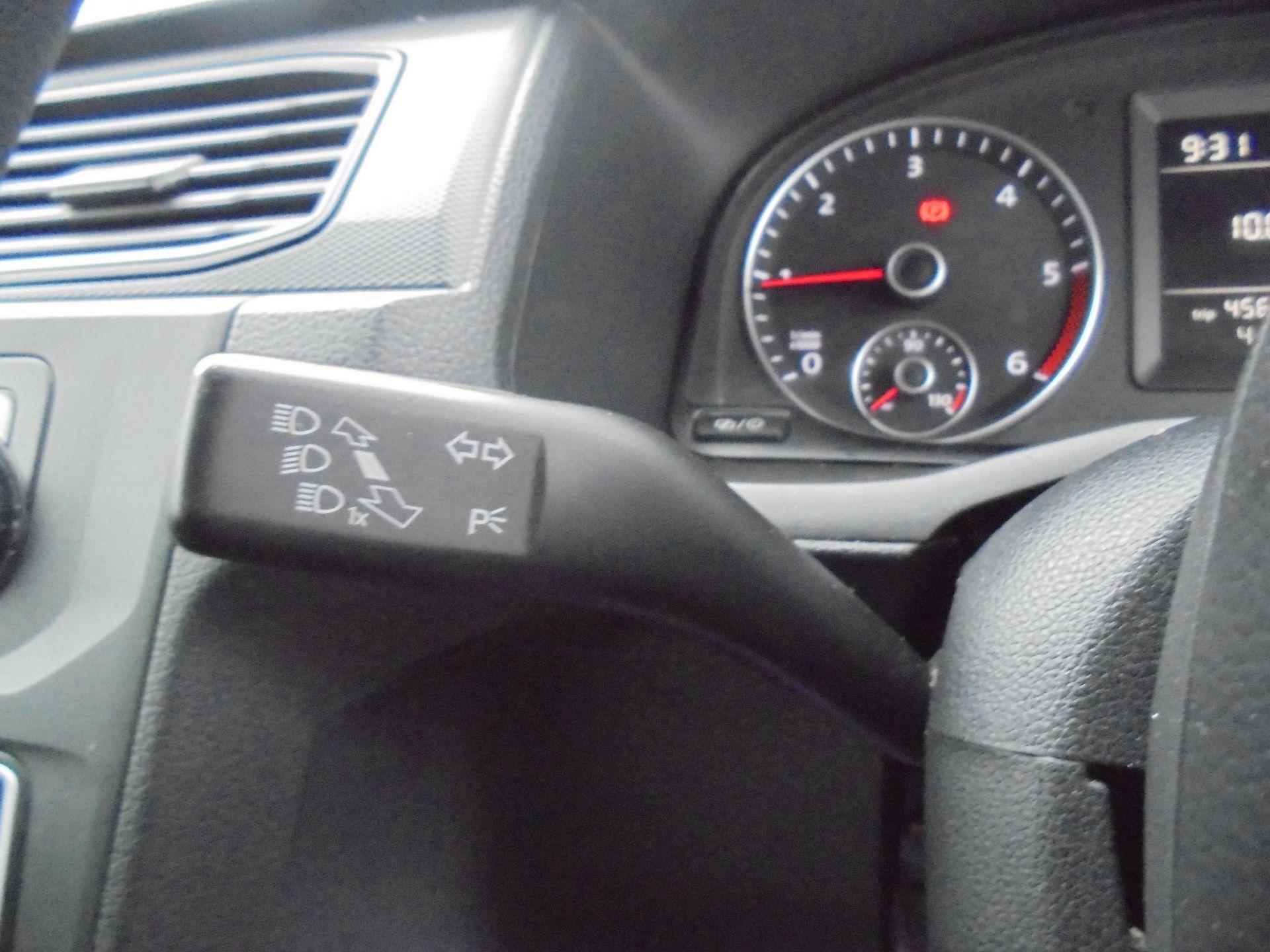 2016 Volkswagen Caddy 2.0 102PS BLUEMOTION TECH 102 STARTLINE EURO 6 (GL66ZDZ) Image 22
