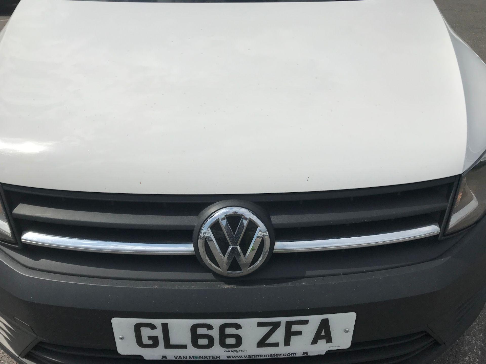 2016 Volkswagen Caddy 2.0 Tdi Bluemotion Tech 102Ps Startline Van Euro 6 (GL66ZFA) Image 13