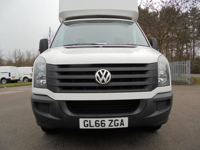 2016 Volkswagen Crafter 2.0 Tdi 136Ps LUTON WITH TAIL LIFT (GL66ZGA) Image 5