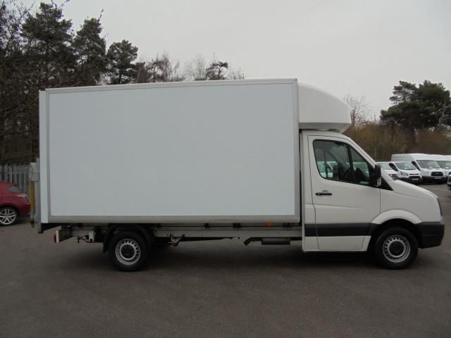 2016 Volkswagen Crafter 2.0 Tdi 136Ps LUTON WITH TAIL LIFT (GL66ZGA) Image 4