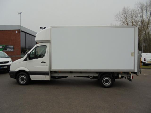 2016 Volkswagen Crafter 2.0 Tdi 136Ps LUTON WITH TAIL LIFT (GL66ZGA) Image 21