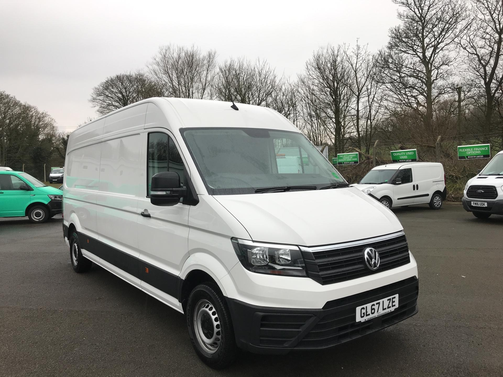 2017 Volkswagen Crafter  CR35 LWB 2.0 TDI 138PS HIGH ROOF EURO 6 (GL67LZE)