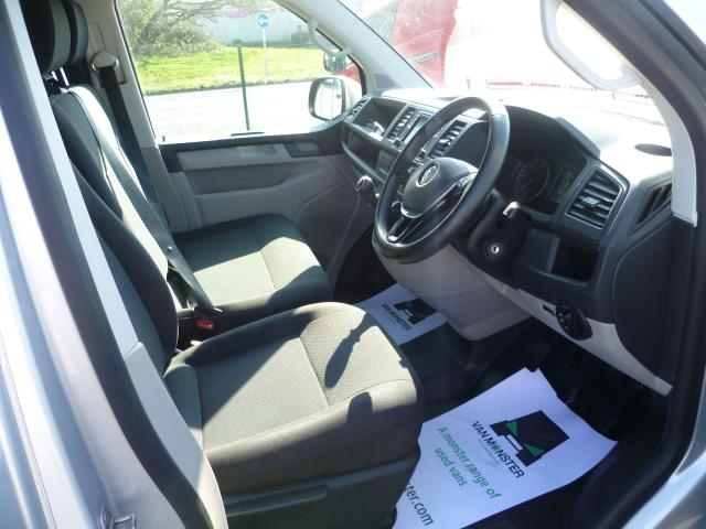 2017 Volkswagen Transporter T28 SWB DIESEL 2.0 TDI BMT 102 HIGHLINE VAN EURO 6  (GL67OUV) Image 17