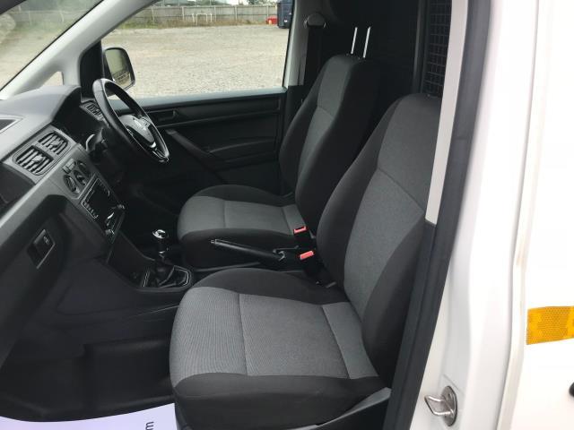 2017 Volkswagen Caddy  2.0 102PS BLUEMOTION TECH 102 STARTLINE EURO 6 (GL67TWP) Image 15