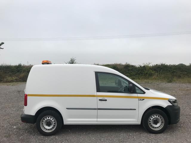2017 Volkswagen Caddy  2.0 102PS BLUEMOTION TECH 102 STARTLINE EURO 6 (GL67TWP) Image 6